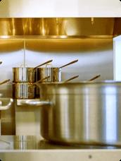 MKS GmbH - Töpfe und Küchenkleinausstattung für Gewerbegroßküchen und Gastronomie aus Zwickau