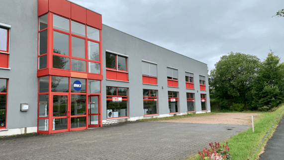 MKS GmbH Zwickau - Luftaufnahme